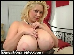 Busty bbw samantha 38g loves young cock