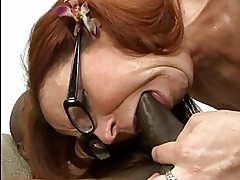 Hot milf gets pounded hard in her wet cunt