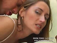 German woman gets anal in restaurant kitchen part2