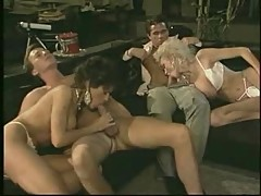Vintage Sex Orgy by snahbrandy